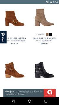 Shopping - Ralph Lauren screenshot 2