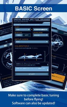 DRONE RACER Setting Manager screenshot 1