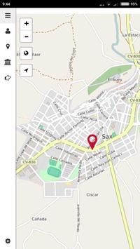 SaxMap screenshot 1
