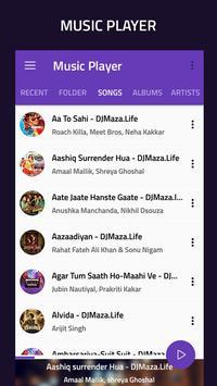 Music Player - Mp3 Player - Audio Player apk screenshot