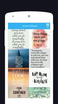 Quotes Motivational Wallpaper - Inspirational screenshot 12