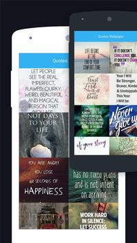 Quotes Motivational Wallpaper - Inspirational screenshot 2