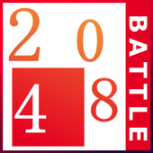 2048 BATTLE - multiplayer game icon