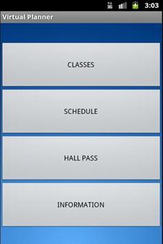 Virtual Planner poster