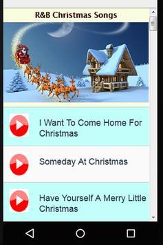 R&B Christmas Songs screenshot 4