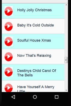 R&B Christmas Songs screenshot 5