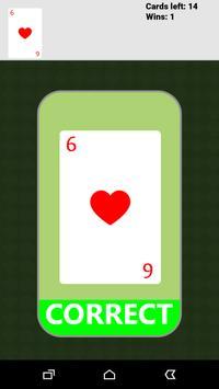 Red or Black Drinking Game apk screenshot