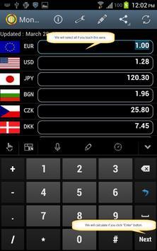 Money Changer screenshot 2