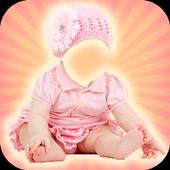 Baby Girl Photo Editor icon