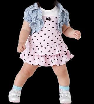 Baby Girl Photo Editor poster