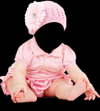 Baby Girl Photo Editor apk screenshot