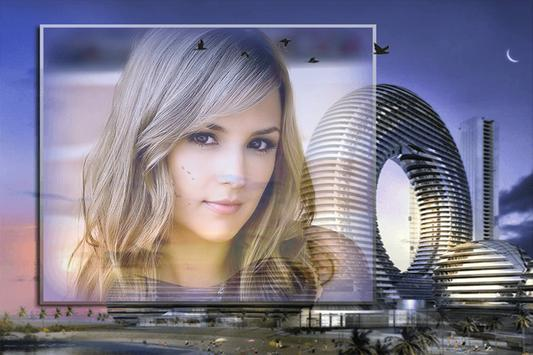 Dubai Photo Frame Editor screenshot 4
