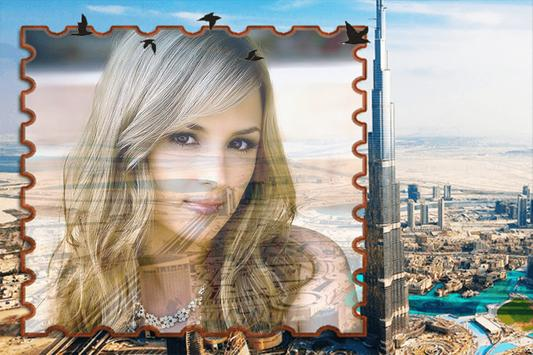 Dubai Photo Frame Editor screenshot 5