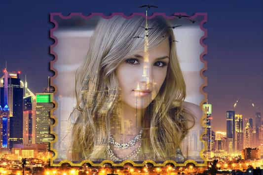 Dubai Photo Frame Editor screenshot 2