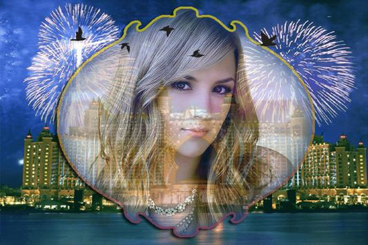 Dubai Photo Frame Editor screenshot 3