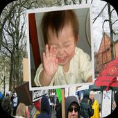 Funny Hoarding Photo Editor icon