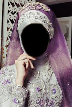 Hijab Royal Wedding Photo Maker apk screenshot
