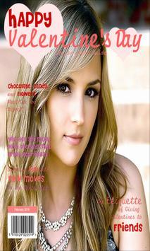 Magazine Photo Editor apk screenshot