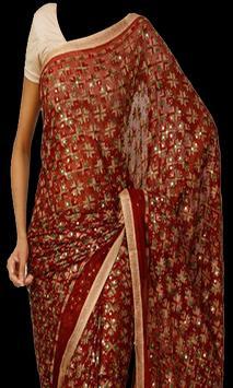 Woman Saree Photo Editor apk screenshot