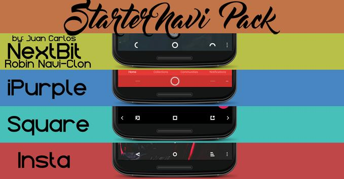 [Deprecated] Starter Navi Pack apk screenshot