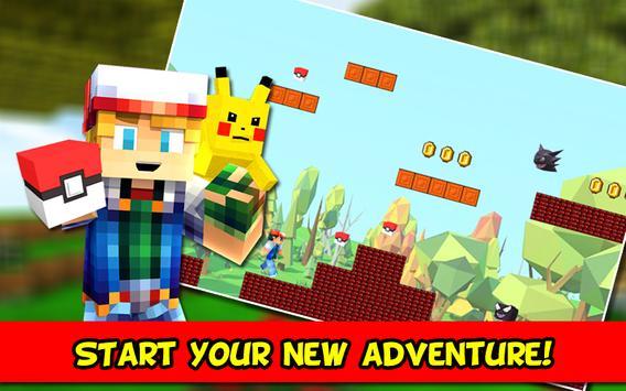 Catch Pixelmon GO! apk screenshot