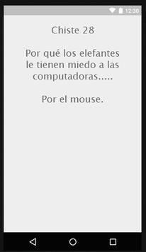 Chistes Cortos apk screenshot