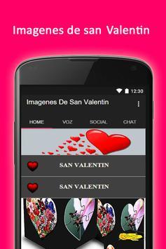 Imagenes De San Valentin poster