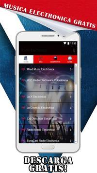 Electronic Music Radio poster