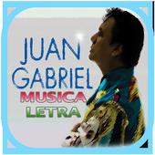 Juan Gabriel Musica Letra icon