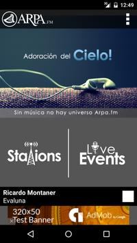 Arpa.fm poster