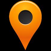Route Navigatie icon