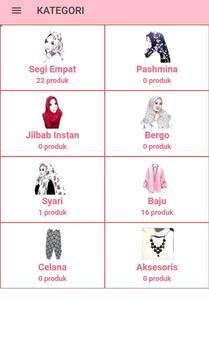Jualan Hijab screenshot 1