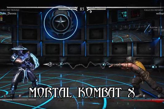 Guide For Mortal Kombat X poster