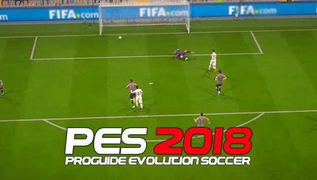 Guide For Pro Evolution Soccer 2018 ( PES ) for Android