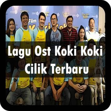 Lagu Ost Koki Koki Cilik poster