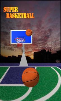 Super Basketball poster