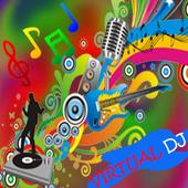 Virtual DJ icon