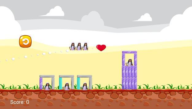Juliana Baltar Game screenshot 1
