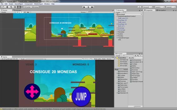 Juego2DMobil apk screenshot