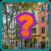 Adivinar Ciudades de España icon