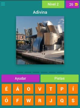 Adivinar Ciudades de España screenshot 5