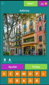 Adivinar Ciudades de España poster