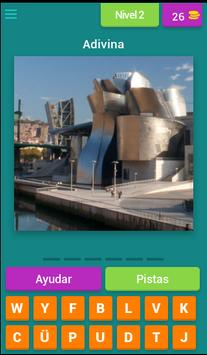 Adivinar Ciudades de España screenshot 1