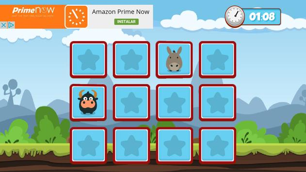 Free Memory Games screenshot 1
