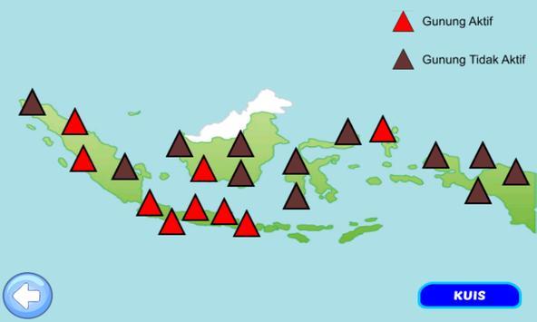 Gunung Indonesia apk screenshot