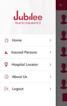 Jubilee Health apk screenshot