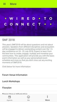 SMF 2018 screenshot 2
