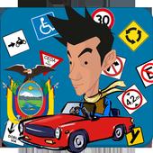 Mi Licencia de Conducir - Ecuador icon