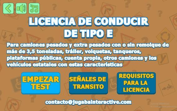 Mi Licencia de Conducir - Ecuador screenshot 2