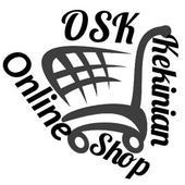 Online shop kekinian icon